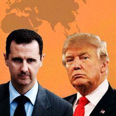 अगर अमेरिका सीरिया पर कोई बड़ा हमला नहीं कर रहा तो इसकी वजह सिर्फ रूस नहीं है