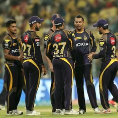 KKR vs DD, as it happened: Narine, Kuldeep spin Kolkata to comprehensive 71-run win