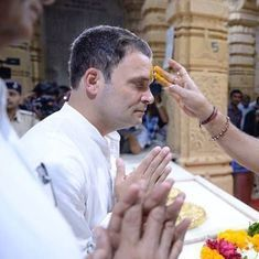 Rahul Gandhi should take a lesson from AAP on battling Hindutva – and India would benefit