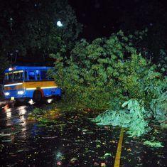 पश्चिम बंगाल : बारिश और आंधी-तूफान से 10 की मौत, कई घायल