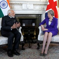Narendra Modi, Theresa May agree to enhance security cooperation, take action against terror groups