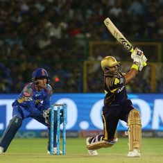 Paradigm shift in cricket, so chasing is the choice now, says KKR's Robin Uthappa