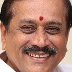 तमिलनाडु : भाजपा नेता एच राजा ने राज्य सभा सदस्य कनिमोझी को करुणानिधि की 'अवैध संतान' कहा
