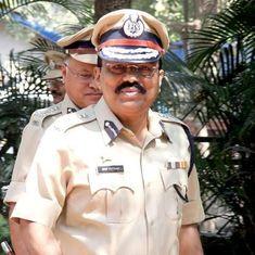Former Mumbai Police Commissioner Arup Patnaik joins Odisha's ruling Biju Janata Dal