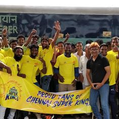 Chennai Super Kings arrange all-expense paid trip for fans to watch IPL match in Pune