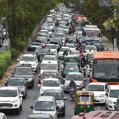 Traffic jams in Indian cities aren't just frustrating – they're also expensive