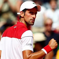 I'm going to get there: Despite Monte Carlo loss, Djokovic confident of return to the top