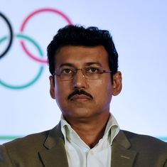 India will be among top medal winners at the 2028 Olympics: Sports Minister Rajyavardhan Rathore