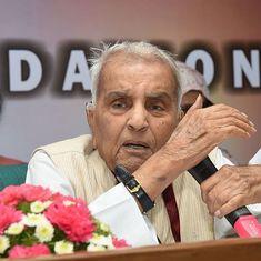 Rajinder Sachar, former Delhi High Court chief justice, dies at 94