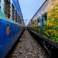 भगवान राम से जुड़े स्थलों के दर्शनों के लिए भारतीय रेल 'श्री रामायण एक्सप्रेस' चलाएगी