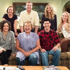 In TV show 'Roseanne' and its reboot, a comedy that actually cares about working class America
