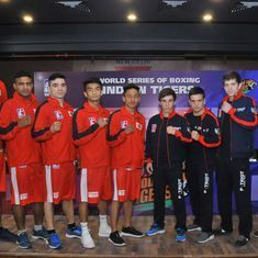 Shiva Thapa is back with the Tigers as India host second home leg of World Series Boxing