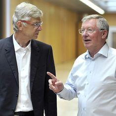 Premier League managers, fans send best wishes to Alex Ferguson as he remained in intensive care