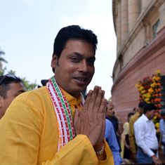 Now, Tripura CM claims India's space programme proves internet existed  in Mahabharata era