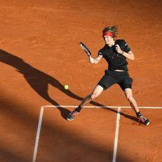 Monte Carlo Masters: Zverev edges Gasquet in thriller, Nishikori grinds down Cilic