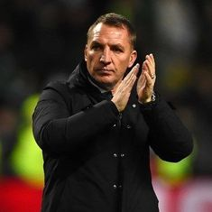Celtic 'very reluctantly' grant coach Brendan Rodgers permission to talk to Leicester City