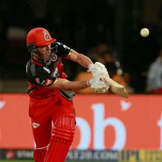 IPL 11, RCB vs DD as it happened: De Villiers steers Bangalore to 6-wicket win over Delhi