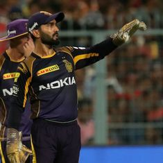 'Why not use VJD in place of DLS method?': KKR skipper Karthik fumes after defeat to Kings XI
