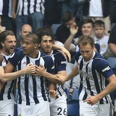 Premier League: West Brom cancel out Salah's record-equalling goal to hold Liverpool