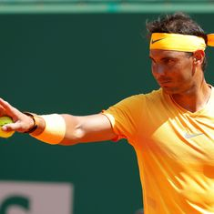 Federer replaces Nadal at the top of ATP rankings; Kvitova moves up to eighth after Madrid win