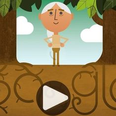 To mark Earth Day, today's Google Doodle has a message from conservationist Jane Goodall