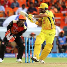 IPL 2019: Defeat to SRH a good wake-up call for CSK, says Suresh Raina