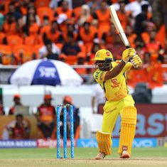 Rayudu steps up, classy Kane and poor umpiring: Talking points from CSK's thrilling win against SRH