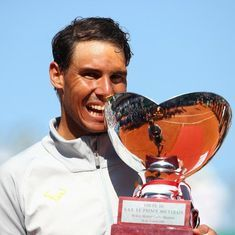 'It's an important beginning': Nadal gears up for French Open with 11th title at Monte Carlo