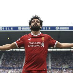Mohamed Salah pips Kevin de Bruyne to win Premier League's Player of the Year award