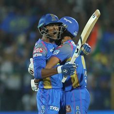 'A life-time experience': Sanju Samson is all praise for K Gowtham's match-winning innings
