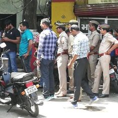 Uttar Pradesh gangster shot dead in Noida after a chase, two civilians injured in crossfire