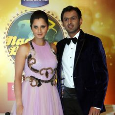Shoaib Malik withdraws from T10 league to spend time with wife Sania Mirza and son Izhaan