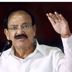Venkaiah Naidu's approach to the impeachment motion against the CJI is of dubious legality