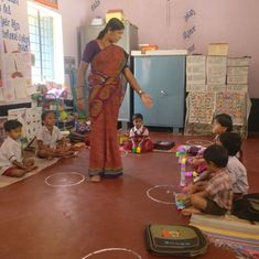 UP Anganwadi worker recruitment: Last day to apply for more than 50,000 posts at balvikasup.gov.in