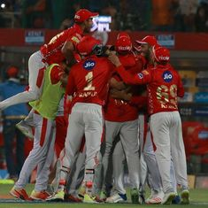 IPL: Delhi Daredevils implode in chase of 144 as Kings XI Punjab pull off last-ball four-run win