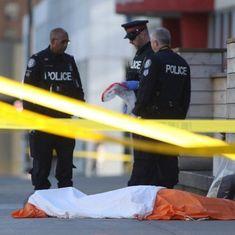 Canada: Van mows down pedestrians in Toronto, 10 killed, 15 injured