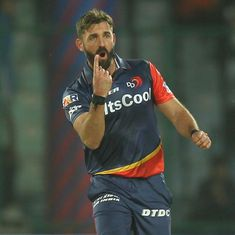 'Matter of one win to set the ball rolling': Liam Plunkett on Delhi Daredevils's poor run