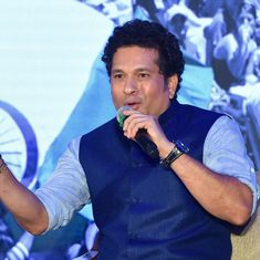 Felt I was not good enough after Test debut, was almost in tears: Sachin Tendulkar