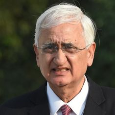 The big news: Salman Khurshid says Congress has 'blood on its hands', and nine other top stories