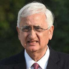 Finding positives in Modi's governance is like 'looking for a needle in a haystack': Salman Khurshid