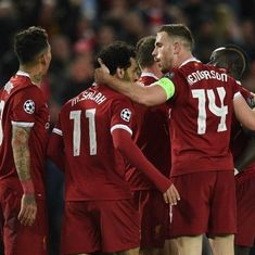 'It was the perfect performance for 80 minutes': Klopp on 'fantastic' Liverpool