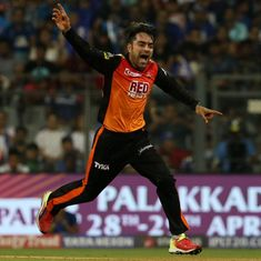 'Bowl in a good-length area': Rashid Khan reveals strategy behind SRH's stunning win