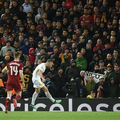 Roma leave Anfield with glimmer of hope after two late goals but miracles rarely occur twice