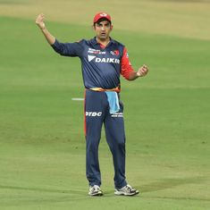 'So much for his homecoming': Twitter reacts to Gambhir giving up Delhi Daredevils captaincy