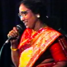 Singer MS Rajeswari dies in Chennai at 87
