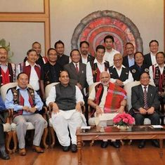 Naga peace pact in final stage but Centre, rebel groups still differ on separate flag: Report