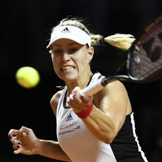 Indian Wells: Kerber edges Venus, sets up semi-final showdown with Bencic