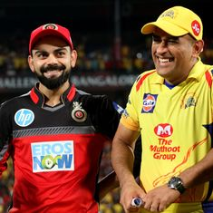 IPL 2019: It's Dhoni vs Kohli in battle of captains as defending champs CSK face underachievers RCB