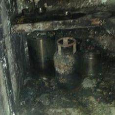 पंजाब : गैस सिलेंडर फटने से 24 लोग घायल