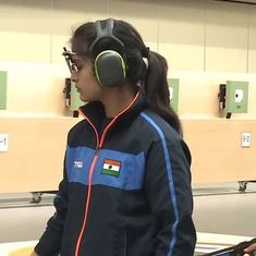 Manu Bhaker, Om Prakash Mitharval falter in final after world record qualification at ISSF World Cup